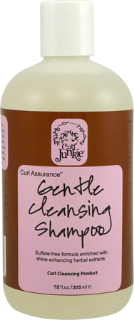 Curl Assurance Gentle Cleansing Shampoo - New Formulation
