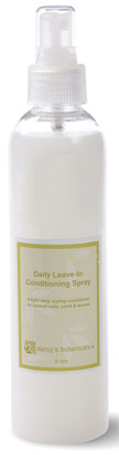 Natural Coils Daily Leave-In Conditioning Spray