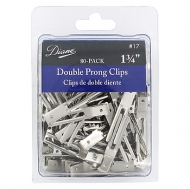 Diane Double Prong Clips 1 3/4