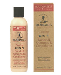 2 in 1 Tingling Shampoo and Conditioner