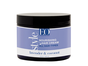 Lavender and Coconut Style Nourishing Hair Cream