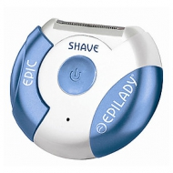 Epilady Epic Shave Rechargeable Wet/Dry Lady Shaver