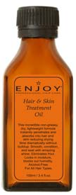 Hair and Skin Treatment Oil