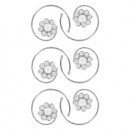 France Luxe Pearl Carat Spinner 6-pack