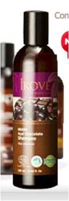 IKove Acai Chocolate Shampoo