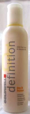Definition Dry & Porous Shampoo for Dry Hair