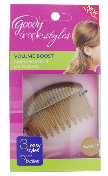 Simple Styles Volume Boost Comb