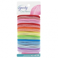 Goody Girls Ouchless Striped Elastics