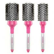 HairArt H3000 Pink Tourmaline Round Brush