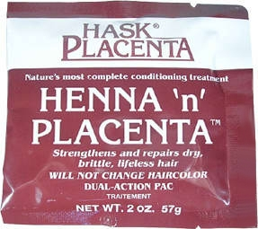 Henna-n-Placenta Conditioning Treatment