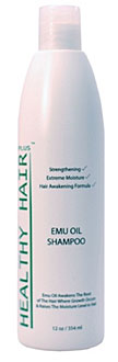 Emu Oil Shampoo