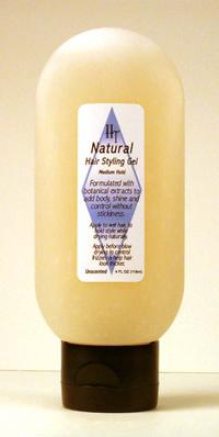 Natural Hair Styling Gel Medium Hold