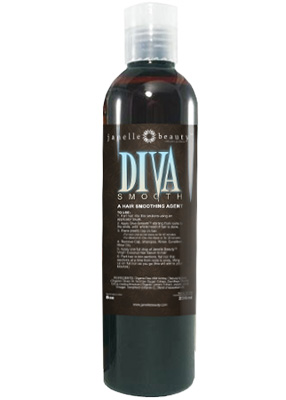 Diva Smooth Hair Smoothing Agent