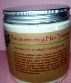 Intense Reconstructing Hair Treatment