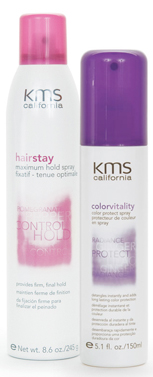 KMS HairStay and ColorVitality