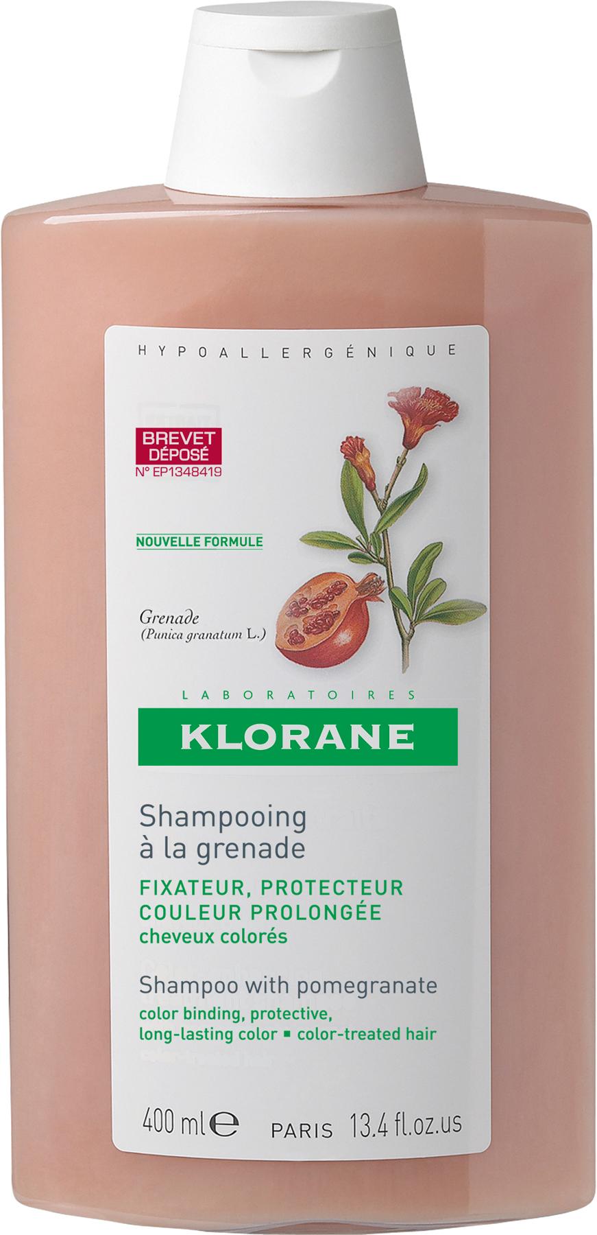 Shampoo with Pomegranate
