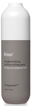 No Frizz Wave Shaping Curl Defining Styling Spray for Fine to Medium Hair