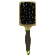 Macadamia Natural Oil Nylon/Boar Bristle Cushion Paddle Brush
