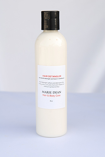 Coconut and Lime Hair Detangler