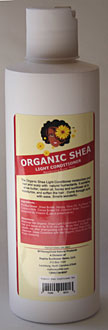 Organic Shea Butter Light Conditioner