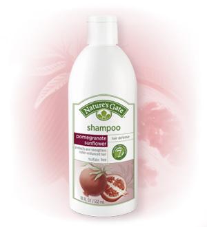 Pomegranate Sunflower Shampoo