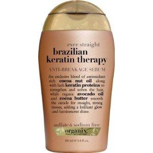Ever Straight Brazilian Keratin Therapy Anti-Breakage Serum