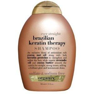 Ever Straight Brazilian Keratin Therapy Shampoo