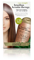 Ever Straight Brazilian Keratin Therapy 30 Day Smoothing Treatment