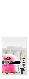 Curly Hair Series Professional Level Damage Repair Ampoules