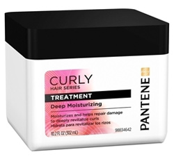 Pantene Curly Hair Series Deep Moisturizing Treatment