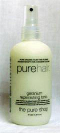 Purehair Geranium Replenishing Tonic