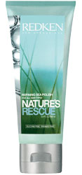 Nature's Rescue Refining Sea Polish