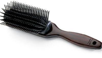 9 Row Finishing Brush