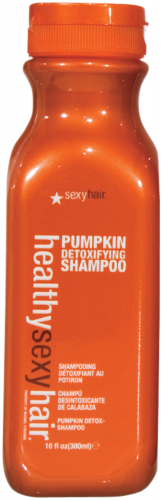 Healthy Sexy Hair Pumpkin Detoxifying Shampoo
