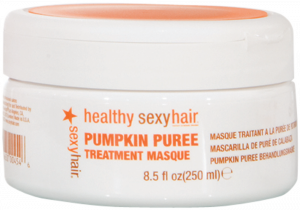 Healthy Sexy Hair Pumpkin Puree Treatment Masque