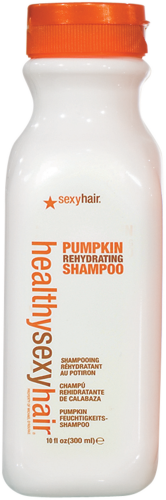 Healthy Sexy Hair Pumpkin Rehydrating Shampoo