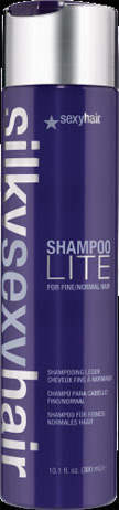 Silky Sexy Hair Shampoo Lite for Fine/Normal Hair