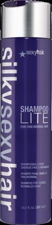 Silky Sexy Hair Shampoo Lite for Fine/Normal Hair