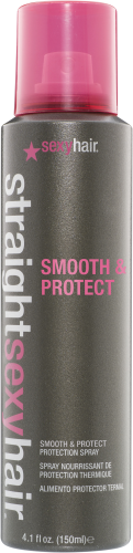 Straight Sexy Hair Smooth & Protect Flat Iron Hairspray