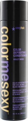 Color Me Sexy Color Deposit Violet Mood Conditioner