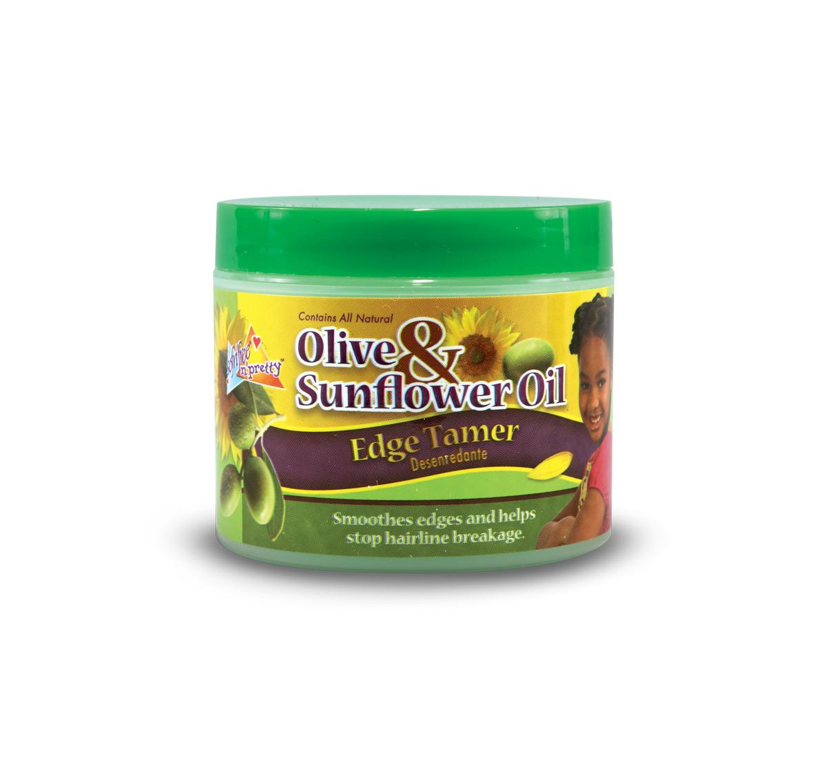 Olive and Sunflower Oil Edge Tamer
