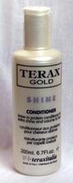 Terax Gold Shine Conditioner