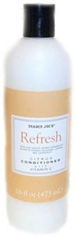 Refresh Citrus Conditioner with Vitamin C