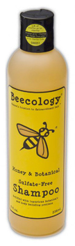 Honey and Botanical Sulfate-Free Shampoo