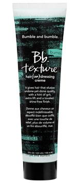 Texture Hair (un)dressing creme