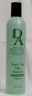 Don Allen Green Tea Daily Shampoo