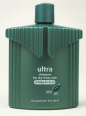 Ultra Shampoo for Dry Frizzy Hair