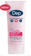 Curl Cream Gel