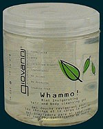 Whammo! Hair and Body Cleansing Gel Peppermint