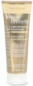 Brilliant Brunette Light Reflecting Conditioner, Amber to Maple